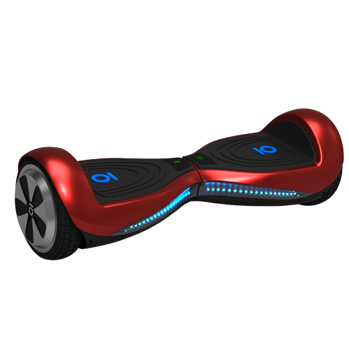 Hoverboard IO Chic S3 rouge