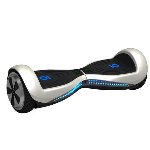 Hoverboard IO Chic S3 blanc